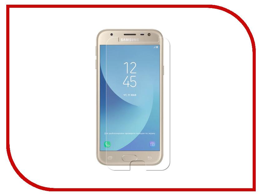 Аксессуар Защитное стекло Samsung Galaxy J3 2017 Snoogy 0.33mm