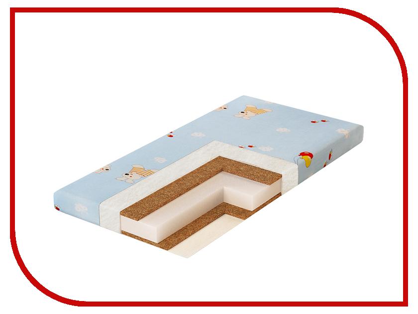 Детский матрас Plitex Юниор-Плюс ЮС-119-01 1190x600x80cm plitex юниор 65x125