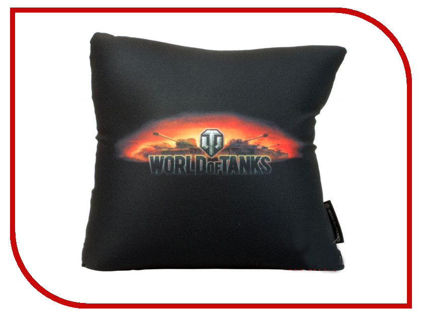 Гаджет World Of Tanks Подушка MT-WT031521 официальный сайт world of tanks бесплатно