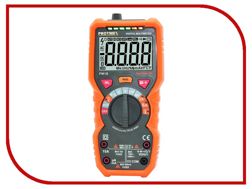Мультиметр PeakMeter PM19 peakmeter pm6530a