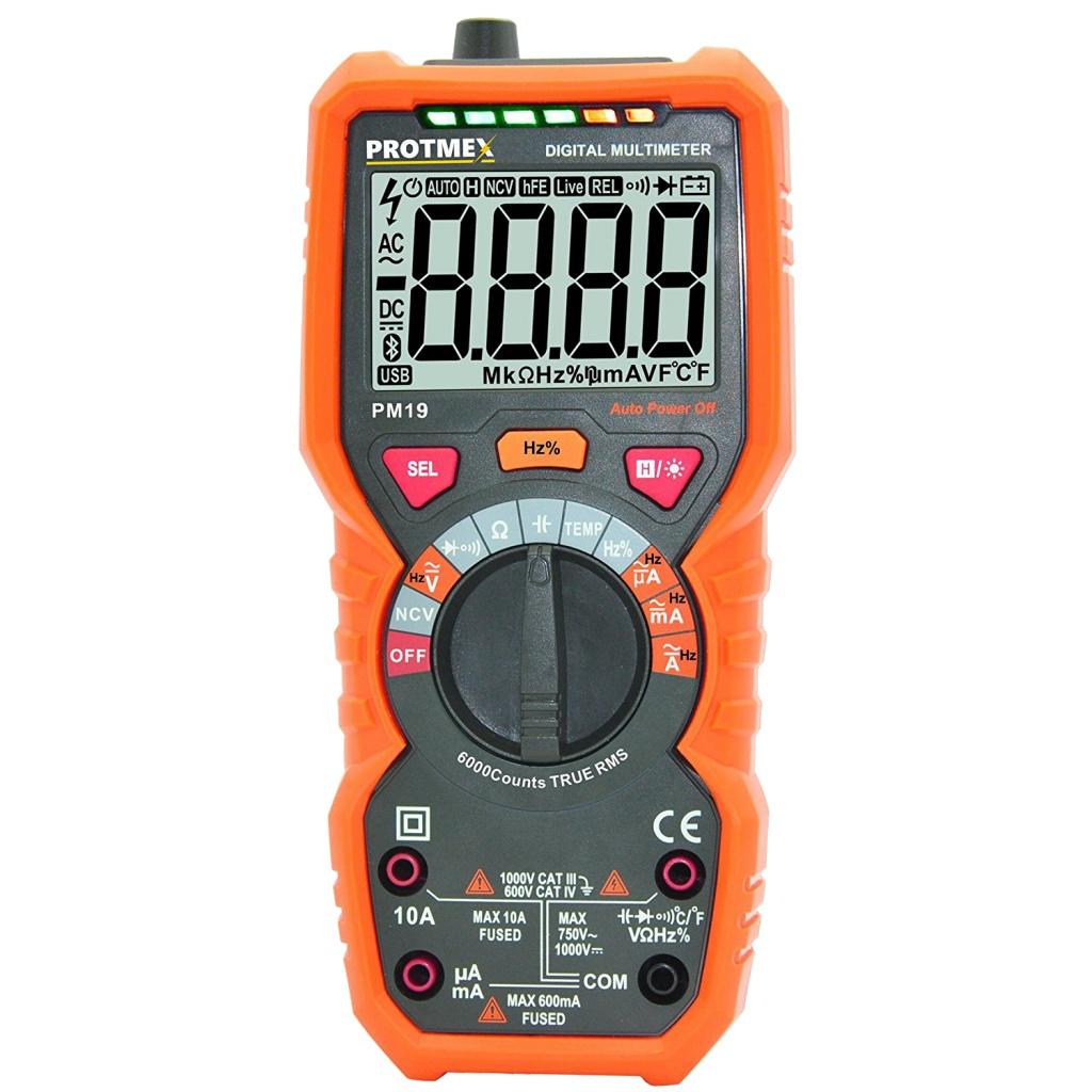 Мультиметр PeakMeter PM19