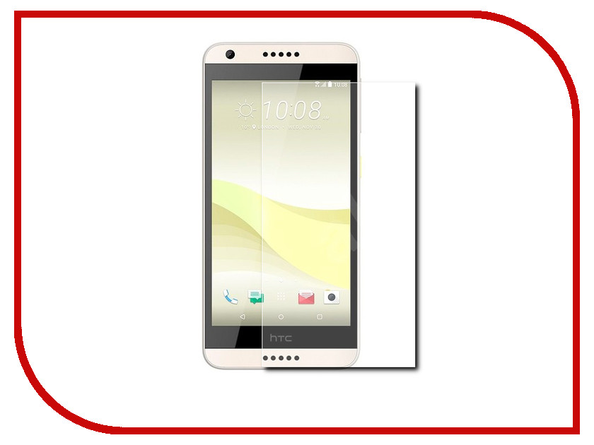 Аксессуар Защитное стекло HTC Desire 650 Zibelino TG 0.33mm 2.5D ZTG-HTC-DES-650