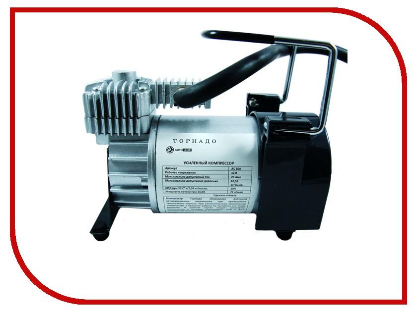 Компрессор Autoluxe Tornado AC 600 48122