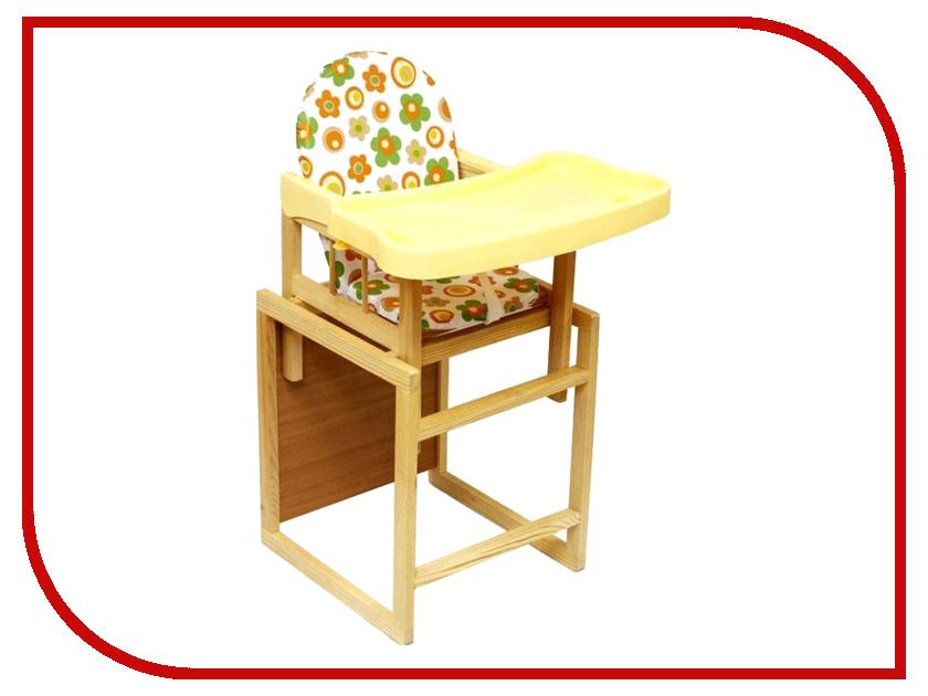 Стул Globex Мишутка 47x45.5x92cm 1403 стульчики для кормления globex мишутка дизайн игрушки