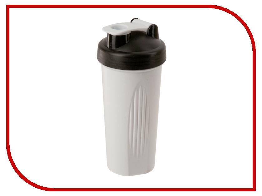 Шейкер Спортивный Элемент S01-600 600ml White-Black-White