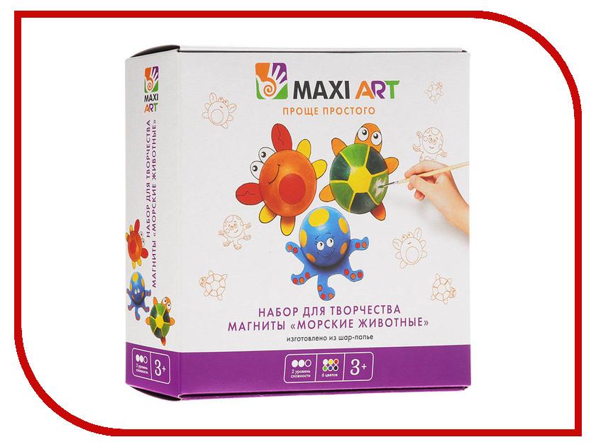 Набор Maxi Art Магниты Морские животные МА-0516-01 belvedere коррекция объ ма