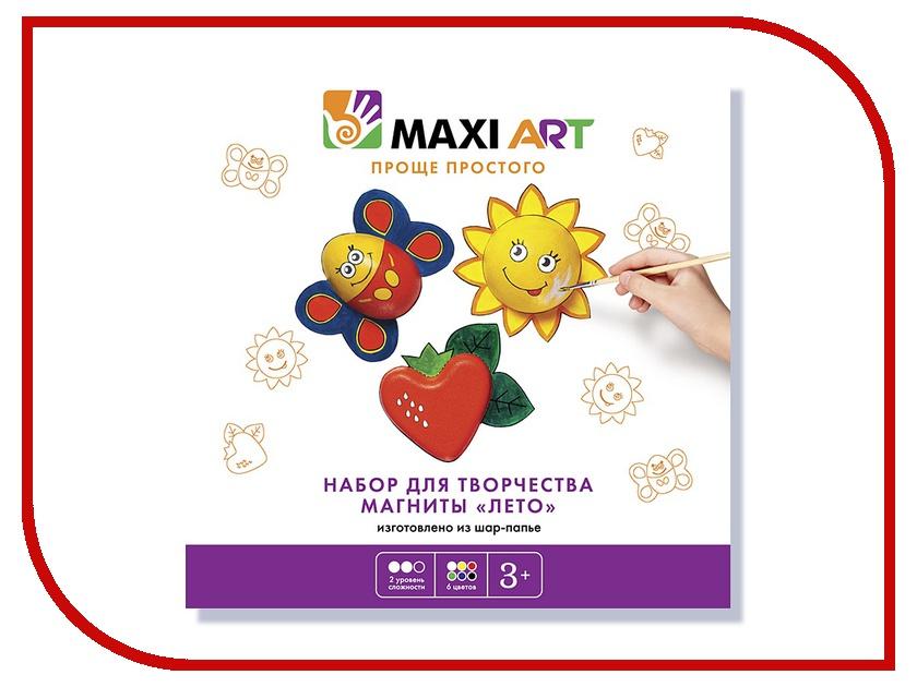 Набор Maxi Art Магниты Лето МА-0516-02 belvedere коррекция объ ма