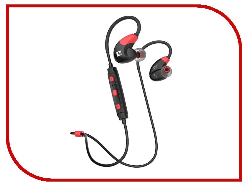 все цены на Гарнитура MEE audio X7 Bluetooth In-Ear Sport Red онлайн