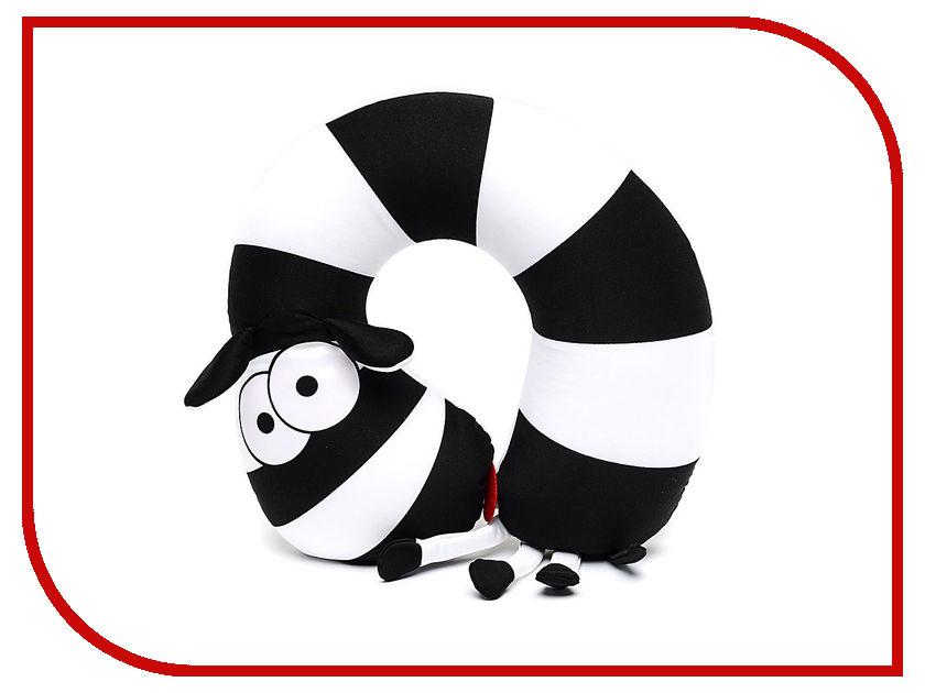 Игрушка антистресс Maxitoys Antistress Зебра MT-H0414012 подушки декоративные maxitoys декоративная подушка зебра