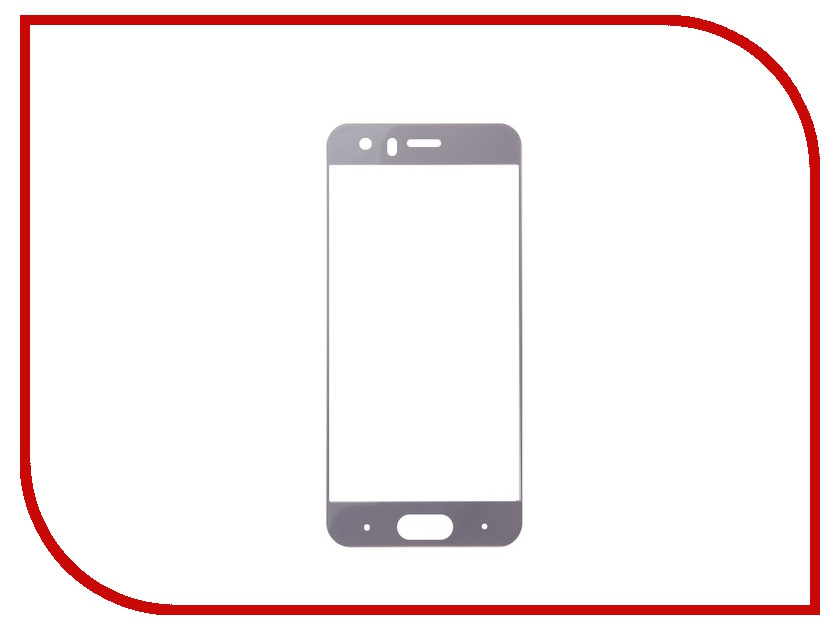 Аксессуар Защитное стекло Huawei Honor 9 Mobius 3D Full Cover Grey аксессуар защитное стекло samsung galaxy j5 prime mobius 3d full cover black