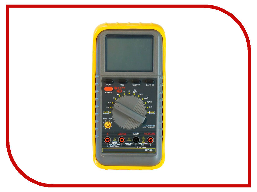 Мультиметр S-Line MY-99