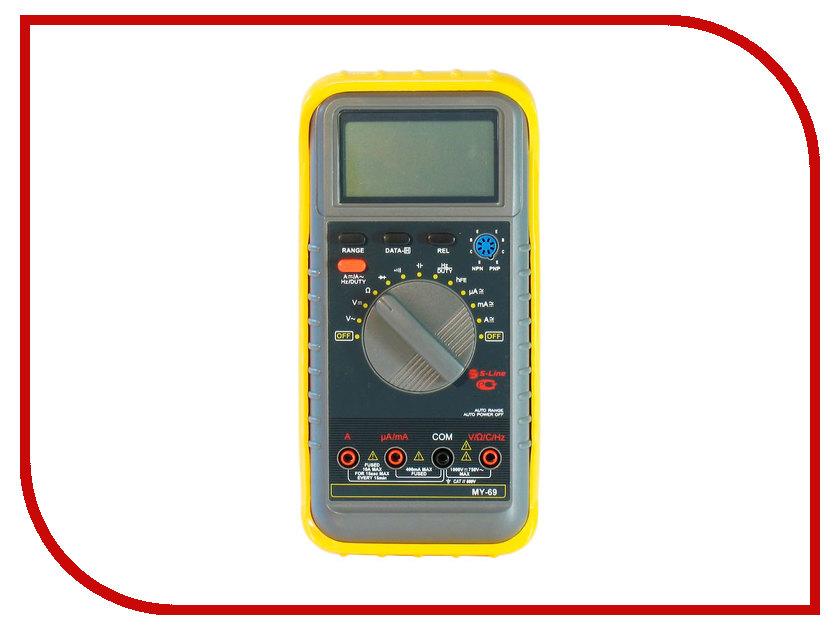 Мультиметр S-Line MY-69