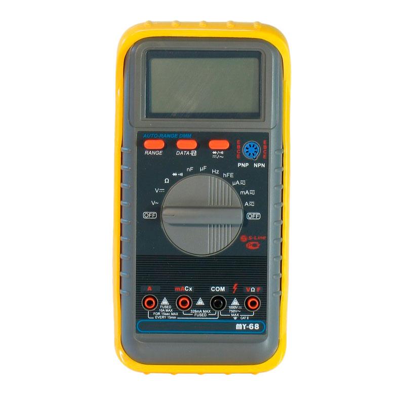 Мультиметр S-Line MY-68 lenovo m720t mt i5 8400 8gb 1tb intel hd dvd±rw no wi fi usb kb