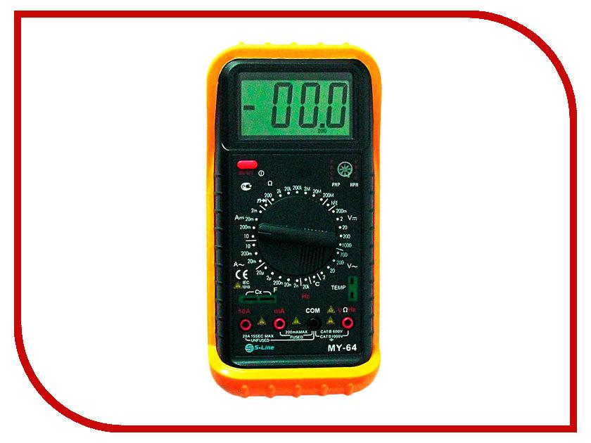 Мультиметр S-Line MY-64