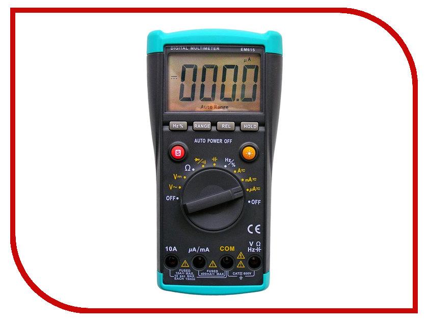Мультиметр S-Line EM-615