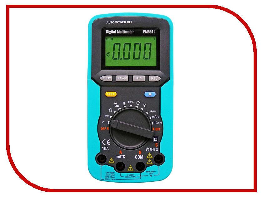 Мультиметр S-Line EM-5512