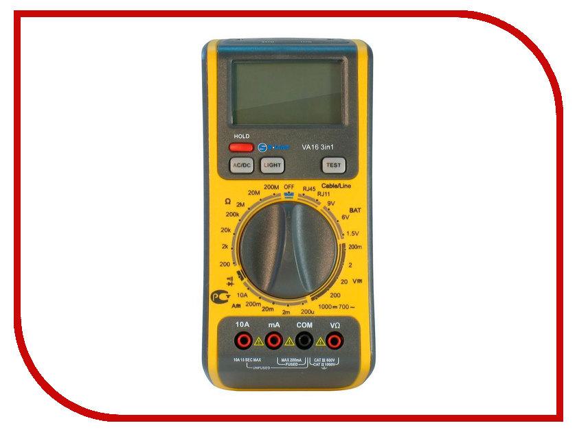 Мультиметр S-Line VA16