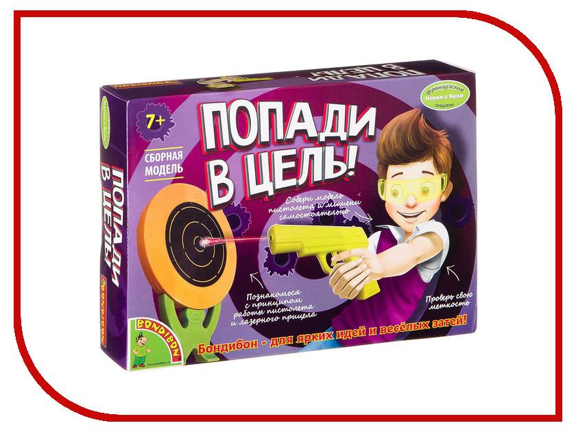Игра Bondibon Науки с Буки Попади в цель! ВВ2108 игра bondibon науки с буки фабрика мороженого 1190