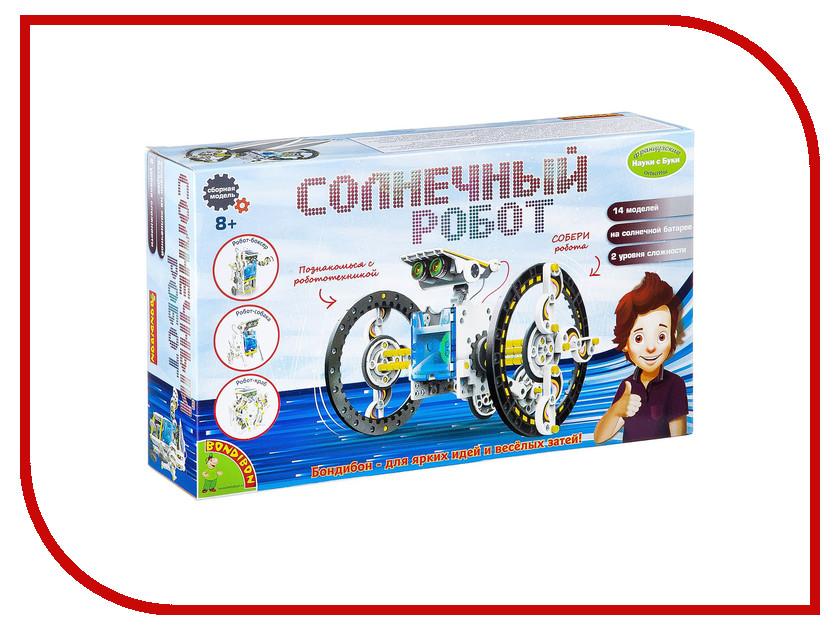 Игра Bondibon Науки с Буки Солнечный Робот ВВ2289 4м солнечный робот