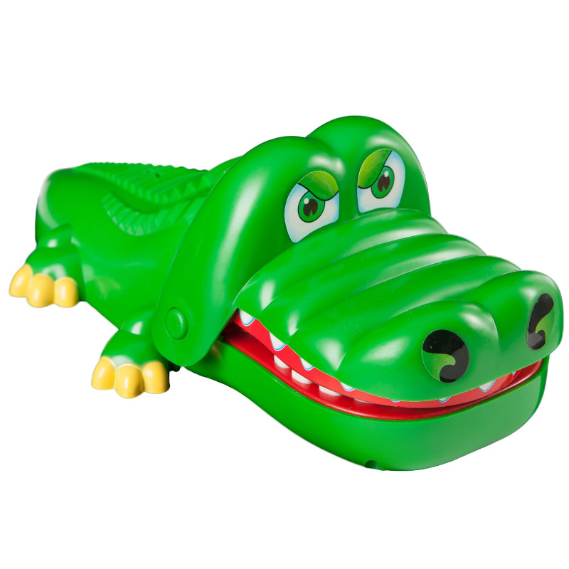 Фото - Настольная игра Bondibon Зубастый Крокодил ВВ2073 настольная игра bondibon магическая шляпа арт 1944