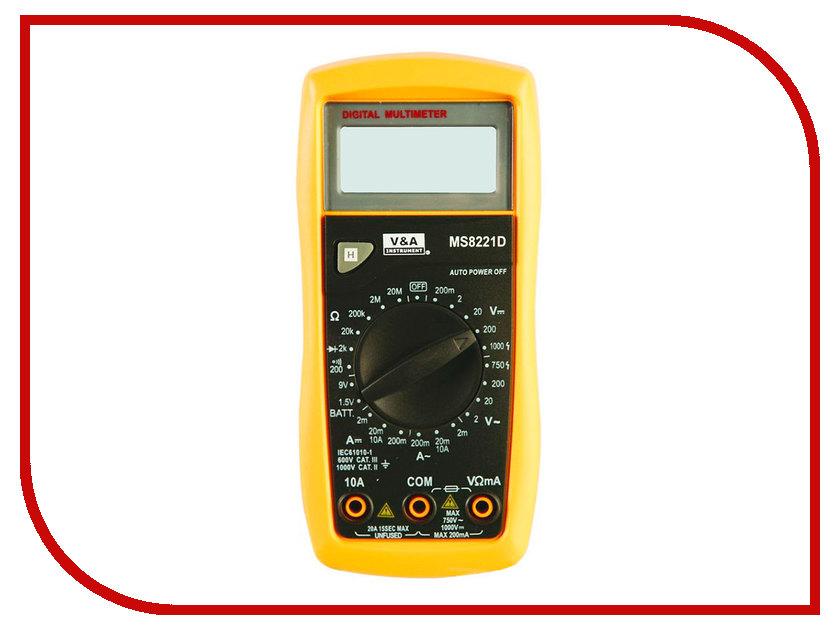 Мультиметр S-Line MS8221D