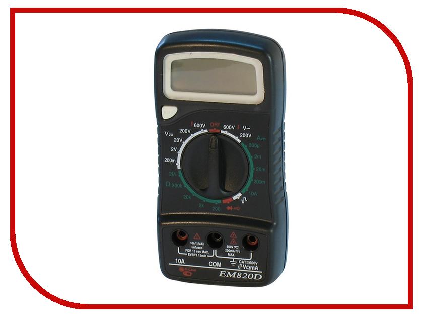 Мультиметр S-Line EM820D