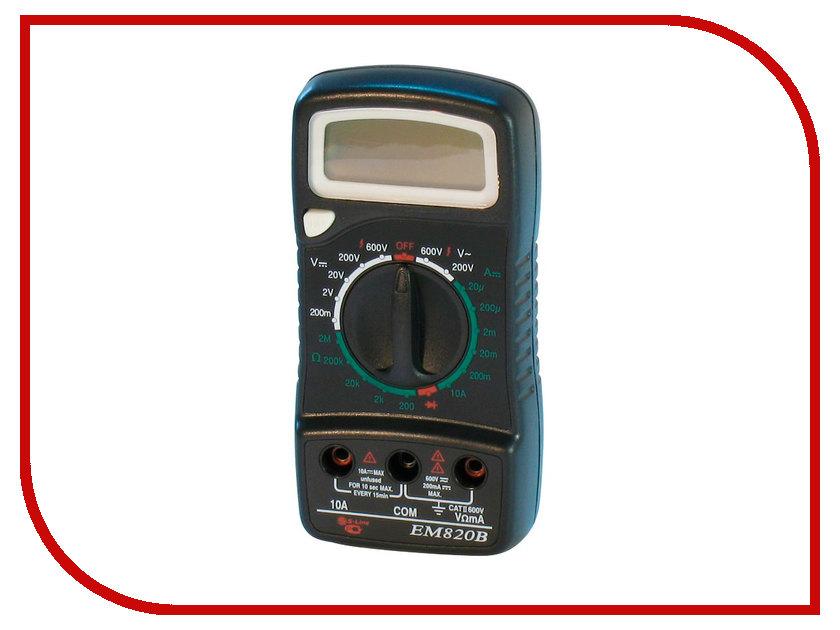 Мультиметр S-Line EM820B
