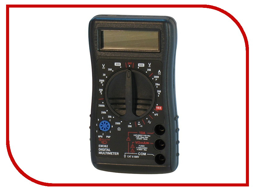 Мультиметр S-Line EM362