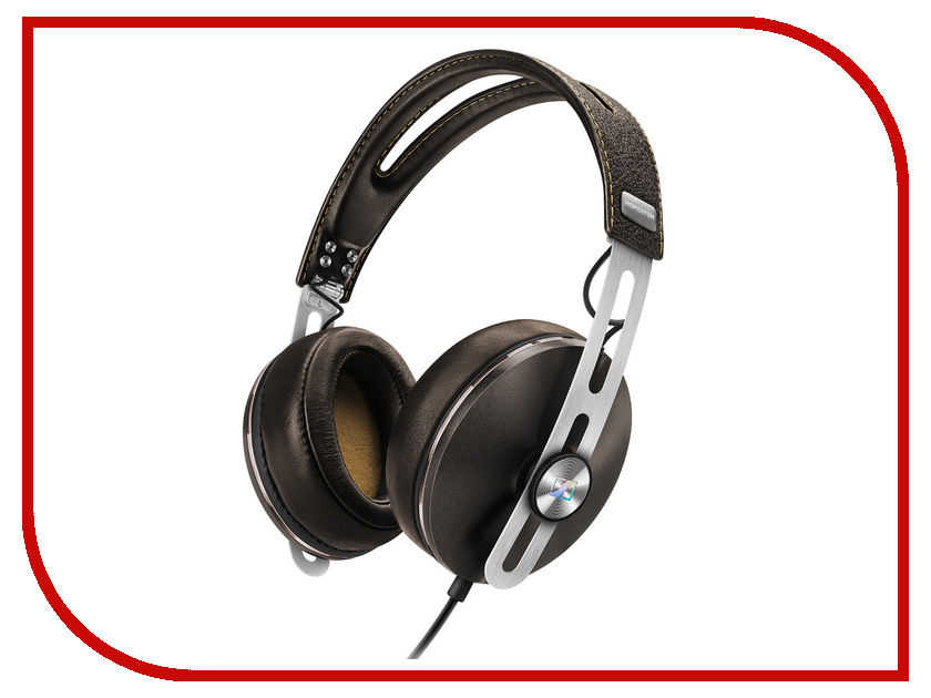 Купить Sennheiser Momentum 2.0 Over-Ear M2 AEi Brown от Sennheiser в России