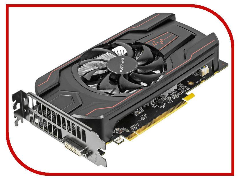 Видеокарта Sapphire Pulse Mining Edition Radeon RX 560 1300Mhz PCI-E 3.0 4096Mb 7000Mhz 128 bit DVI OEM 11267-11-10G