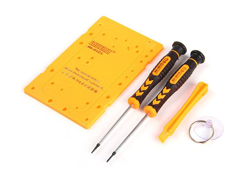 Набор инструмента Jakemy JM-8123