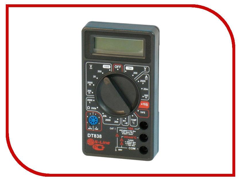 Мультиметр S-Line DT-838