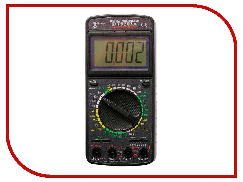 Мультиметр S-Line DT-9203A