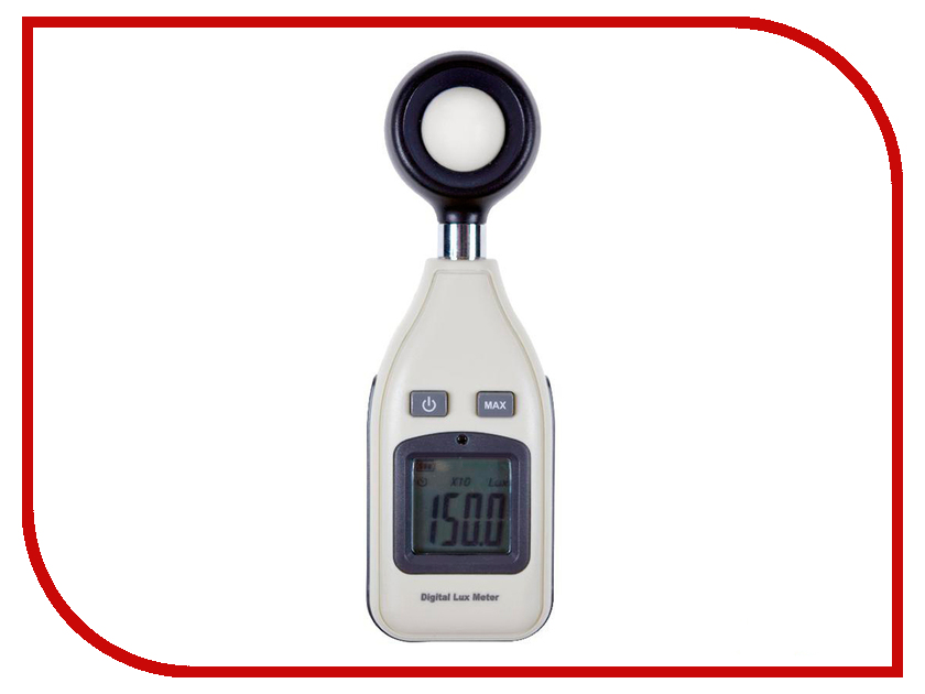 Измеритель освещенности S-Line GM1010