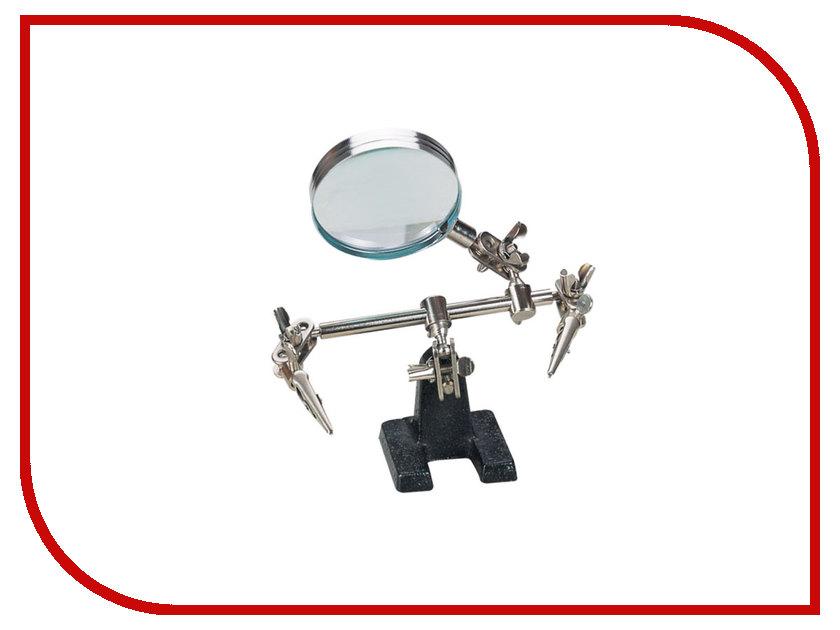 Штатив для платы с лупой S-Line ZD-10D 87-0104 new and original zd 70n optex photoelectric switch photoelectric sensor npn output
