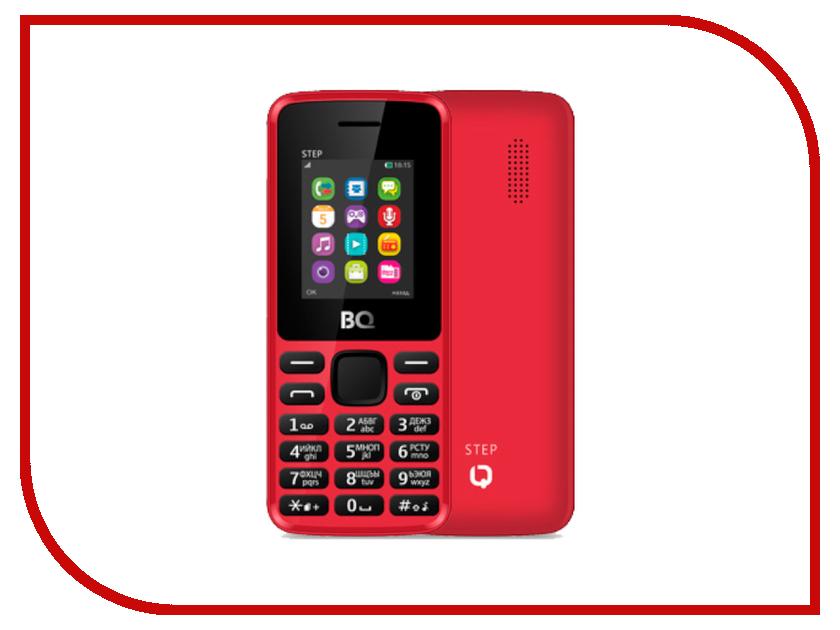 Сотовый телефон BQ 2831 Step XL+ Red