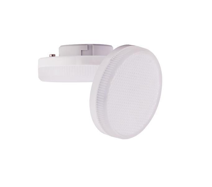 Лампочка Ecola LED GX53 6.0W Tablet 220V 4200K матовое стекло T5MV60ELC