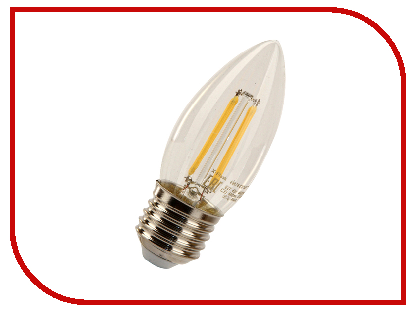 Лампочка X-flash XF-E27-FL-C35-4W-4000K-230V 48878 пазл магнитный 27 4 x 30 4 210 элементов printio замок иф