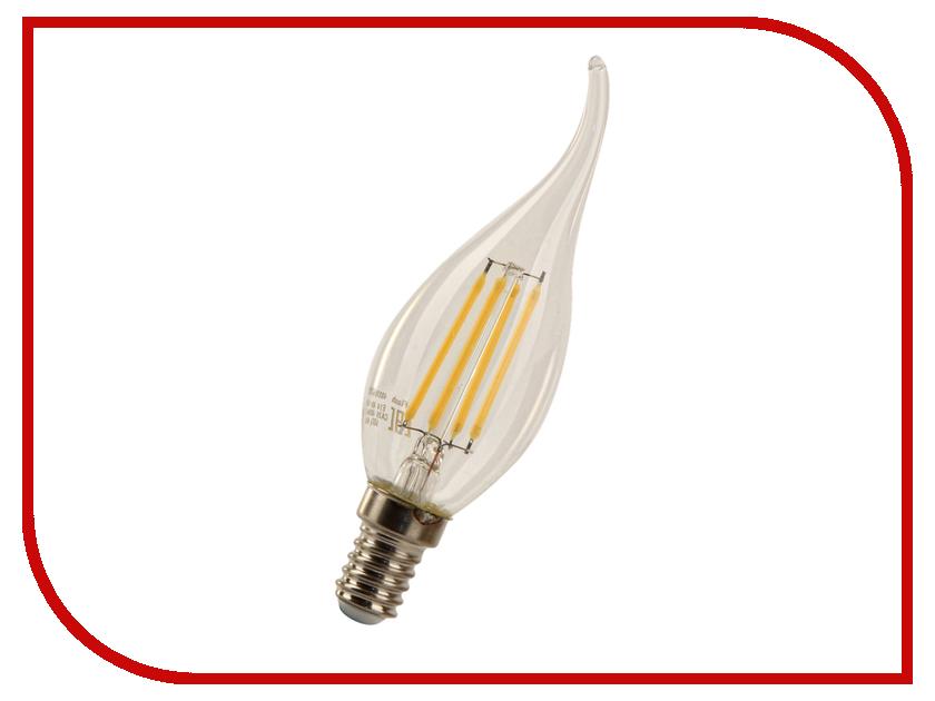 все цены на Лампочка X-flash XF-E14-FL-CA35-4W-4000K-230V 48830 онлайн