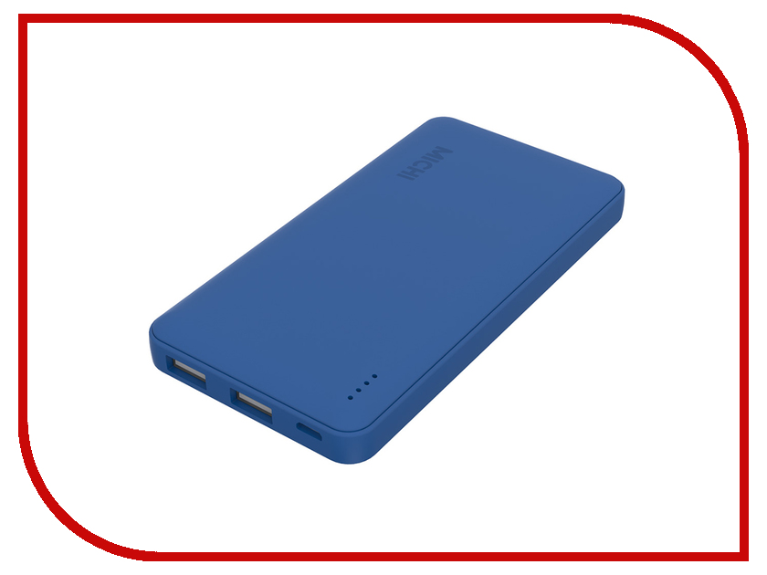Аккумулятор Michi 6000mAh Navy 489705505-036-6 аккумулятор ks4 6