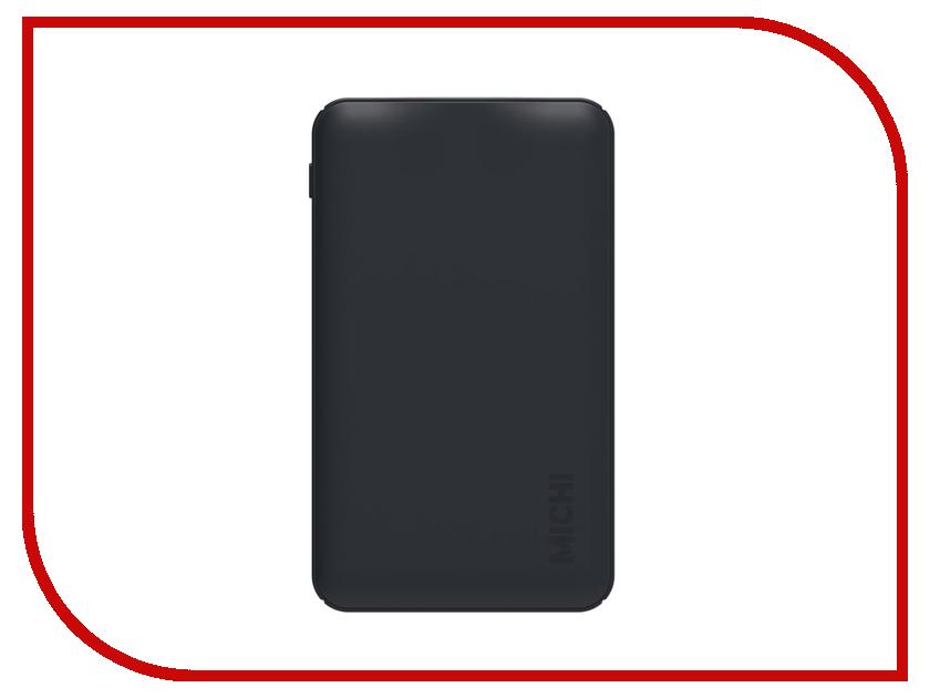 Аккумулятор Michi 6000mAh Pantone Black 489705505-038-0 аккумулятор практика 038 807