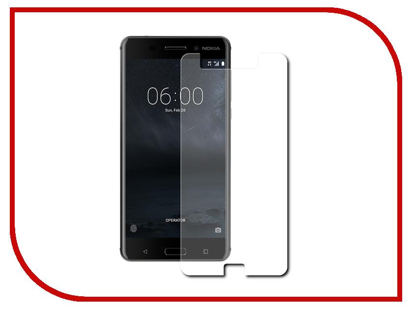 Аксессуар Защитное стекло Nokia 6 Zibelino TG 0.33mm 2.5D ZTG-NOK-6