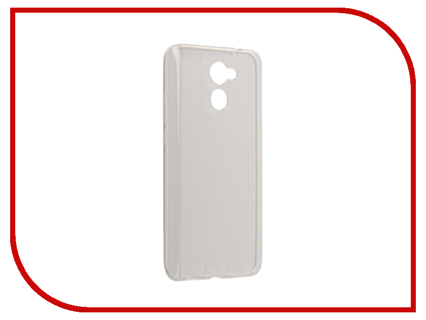 купить Аксессуар Чехол Huawei Y7 2017 Zibelino Ultra Thin Case White ZUTC-HUA-Y7-2017-WHT дешево