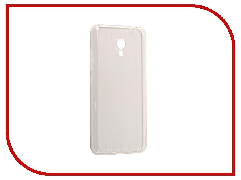 Аксессуар Чехол Meizu M5c Zibelino Ultra Thin Case White ZUTC-MZU-M5C-WHT zutc motr mot m