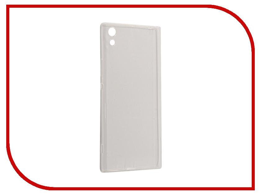 Аксессуар Чехол Sony Xperia XA1 Ultra Zibelino Ultra Thin Case White ZUTC-SON-XA1-ULT-WHT аксессуар защитное стекло sony xperia xa1 ultra g3212 zibelino tg 0 33mm 2 5d ztg son xa1 ult
