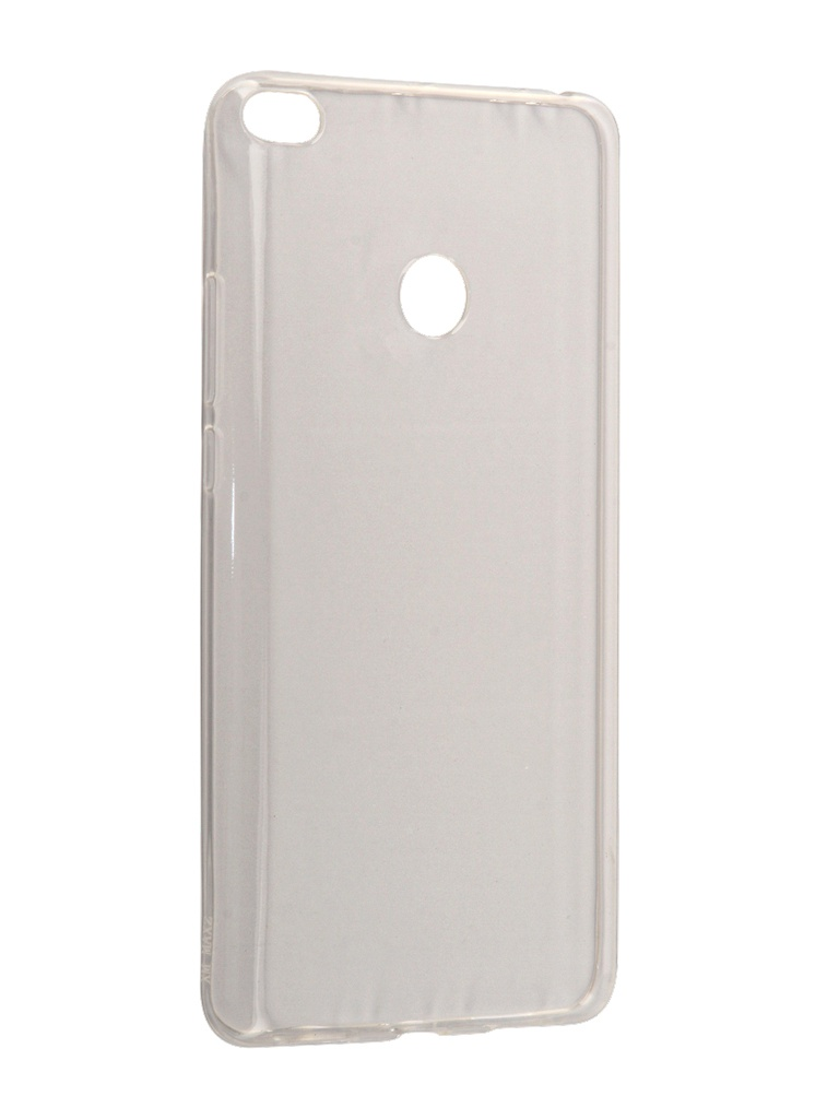Аксессуар Чехол Zibelino для Xiaomi Mi MAX 2 Ultra Thin Case White ZUTC-XMI-MAX2-WHT