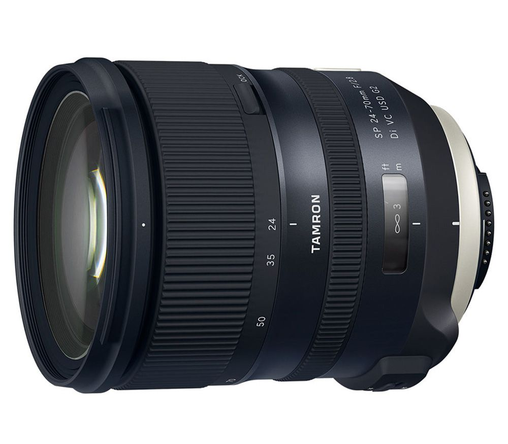 Объектив Tamron Nikon AF SP 24-70mm F/2.8 DI VC USD G2 A032N