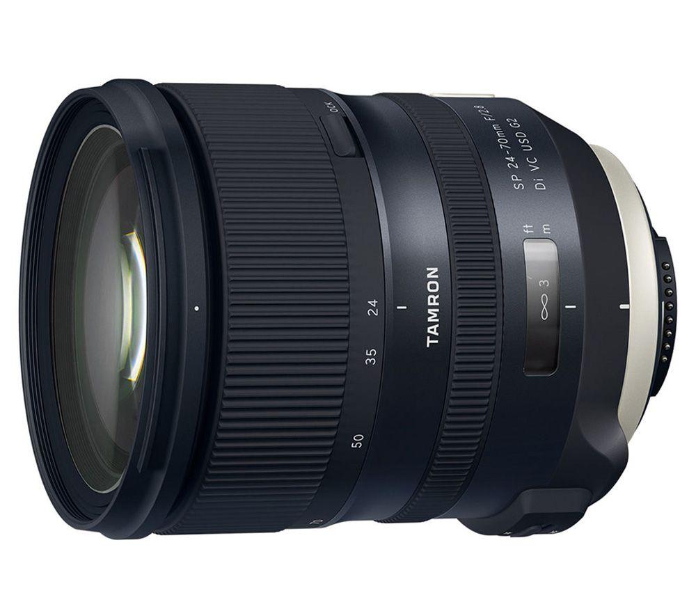 цена на Объектив Tamron Nikon AF SP 24-70mm F/2.8 DI VC USD G2 A032N