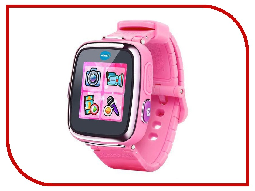 Vtech Kidizoom Smartwatch DX Pink 80-171610 gm18 smartwatch phone