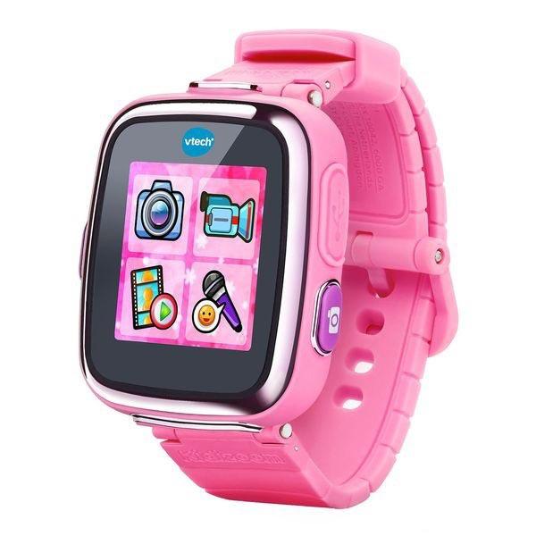 Vtech Kidizoom Smartwatch DX Pink 80-171610 vtech kidizoom smartwatch dx камуфляж